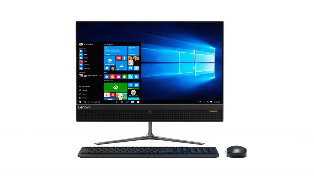 AIO Lenovo AIO 510-22ISH 21.5 FHD (1920x1080)/Intel® Core™ i5-7400T QC 2.4GHz/4GB/1TB/AMD Radeon R5 M435 2GB/