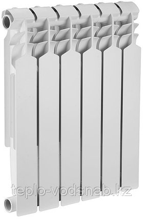 Радиатор Алюминевый Standart 500/100 (10 секций), фото 2