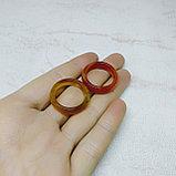 Кольцо из сердолика, фото 2