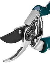 Секатор RACO с алюминиевыми рукоятками, с поворотной ручкой, 200 мм, фото 2