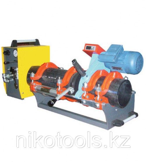 Аппарат для стыковой сварки ALH160 (63-160 мм) Turan Makina