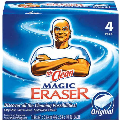 Чудо-Губка Magic Eraser 4 шт