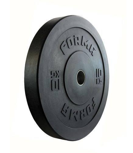 Диск бамперный для кроссфита 10 кг