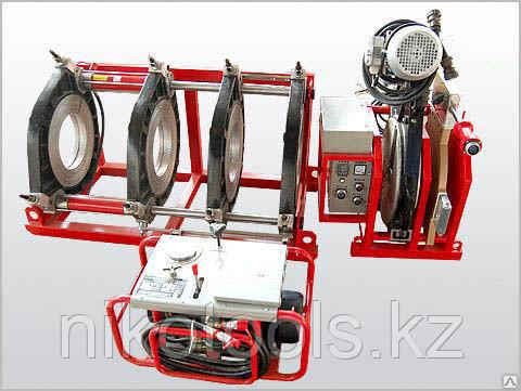 Аппарат для стыковой сварки AL315 (90-315 мм) Turan Makina