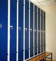 Шкаф металлический для бассейна, фото 1