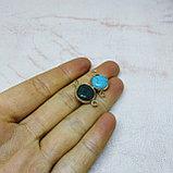 Коннекторы с натуральным камнем, фото 2