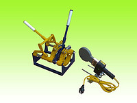 Аппарат для стыковой сварки AL160 (63-160 ММ)