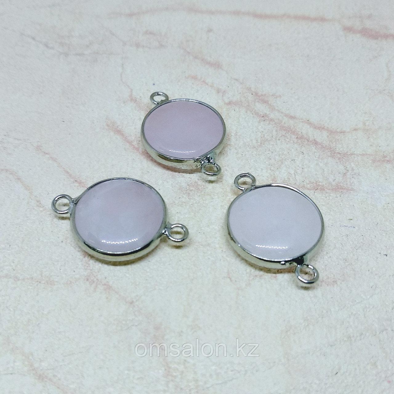 Коннекторы с розовым кварцем