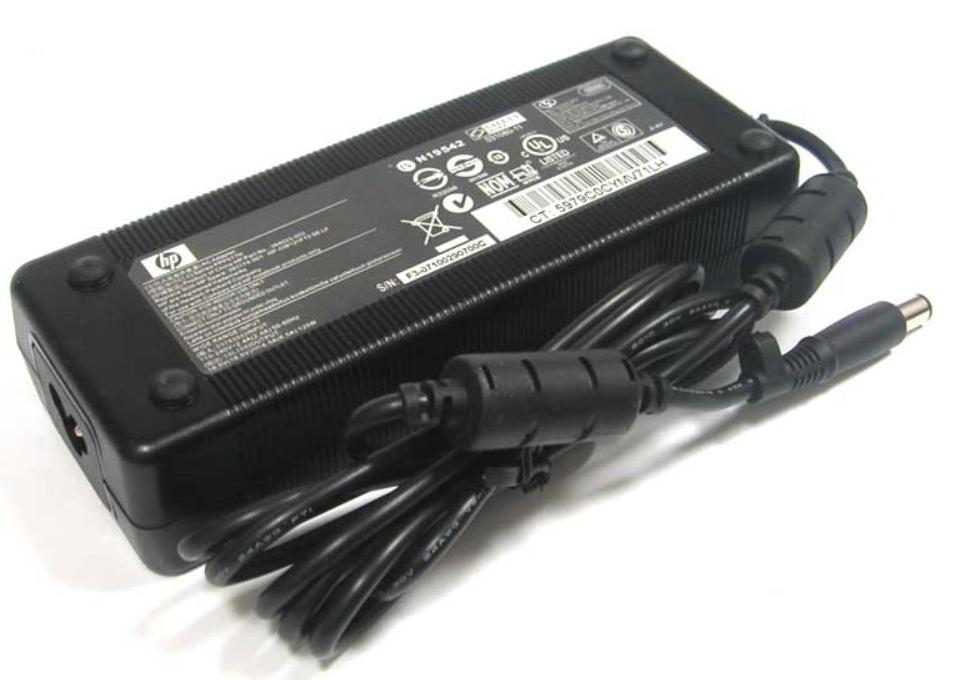 Блок питания для ноутбука HP, 19V 7.1A, 135W, 7.4x5.0 mm