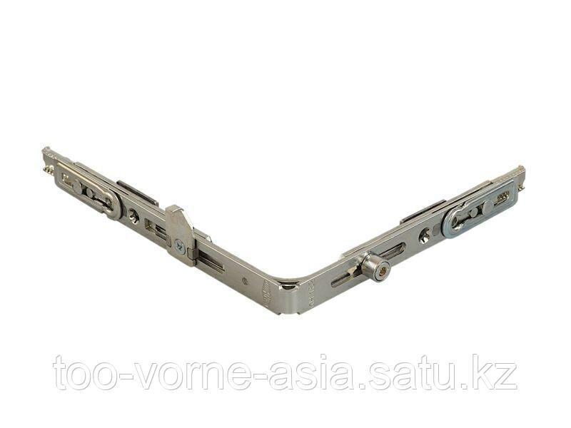 Угловой переключатель многоступенчатого проветривания 150 x 130 ЭЦ1