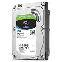 "Seagate ST2000VX008 Жесткий диск HDD 2TB SkyHawk 3.5"" SATA"