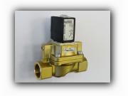 """Электромагнитный (соленоидный) клапан 1"""" фирмы  Burkert (Германия), фото 2"""