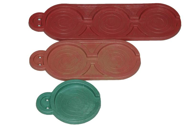 Пластиковые и деревянные плашки (планки) на 1-2-3 ячейки.