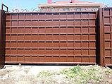 Ворота металлические, фото 6