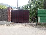 Ворота металлические, фото 7