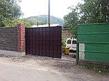 Ворота металлические, фото 4