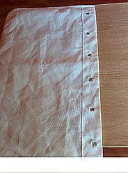 """Мешок 60*80см с люверсами 12 шт. Ткань """"двунитка"""" аппретированная плотн. 240 г/м.кв."""