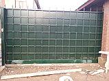 Ворота металлические, фото 3