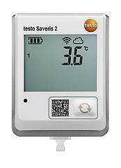 Testo Saveris 2-T1 - WiFi-логгер данных с дисплеем и встроенным сенсором температуры