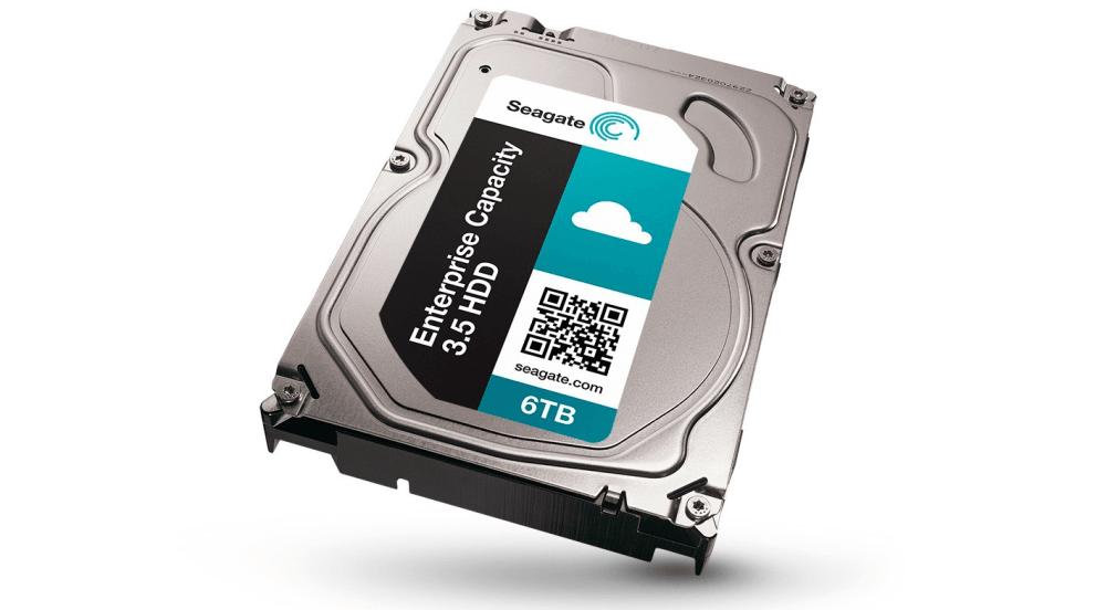 "Seagate ST6000NM0105 Жесткий диск Exos 7E8 HDD 6TB Enterprise Capacity 4Kn 3.5"" SAS"