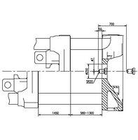 Горизонтальный термопластавтомат с сервоприводом BOLE «BL1400EKII/C12000»