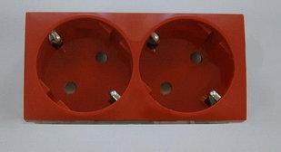 Электрическая розетка Schneider Electric 90х45 Altira