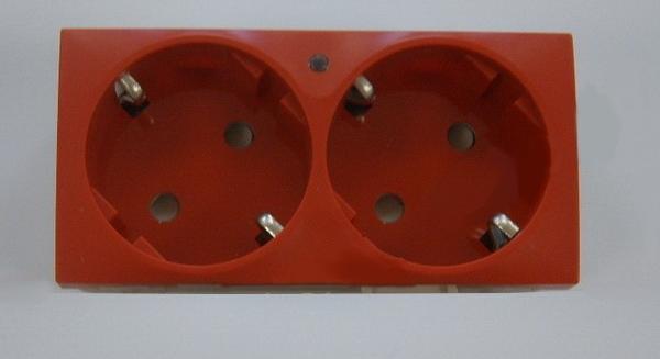 Электрическая розетка Schneider Electric 90х45 Altira Инд.