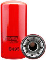 B495 Фильтр масляный BALDWIN