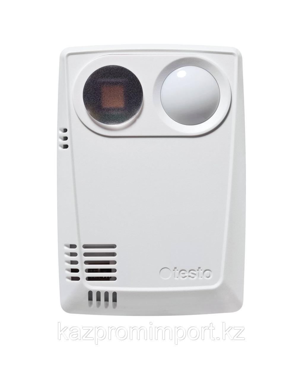 Testo 160 THL - WiFi-логгер данных с интегрированными сенсорами температуры, влажности, освещённости и УФ-излу