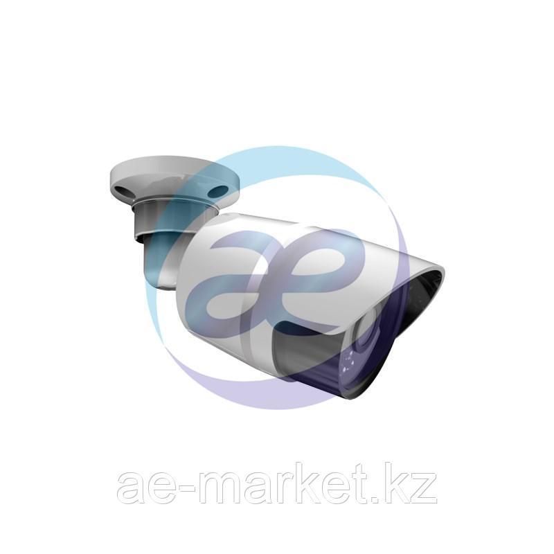 Цилиндрическая уличная камера IP 2. 1Мп Full HD (1080P), объектив 3. 6 мм. , ИК до 30 м. , 12В/PoE