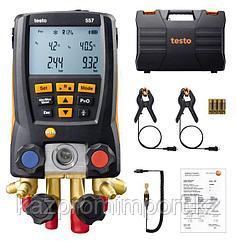 Комплект testo 557 - Цифровой манометрический коллектор