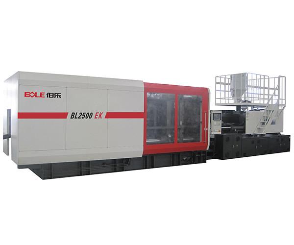 Горизонтальный термопластавтомат с сервоприводом BOLE «BL2500EKII/C28000»