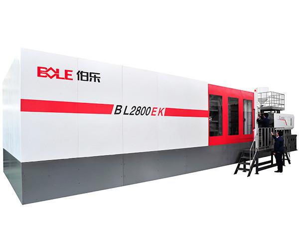 Горизонтальный термопластавтомат с сервоприводом BOLE «BL2800EKII/C70000»