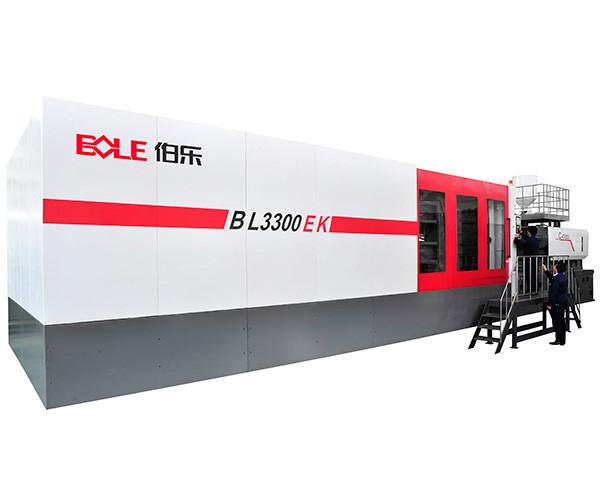 Горизонтальный термопластавтомат с сервоприводом BOLE «BL4000EKII/C90000»