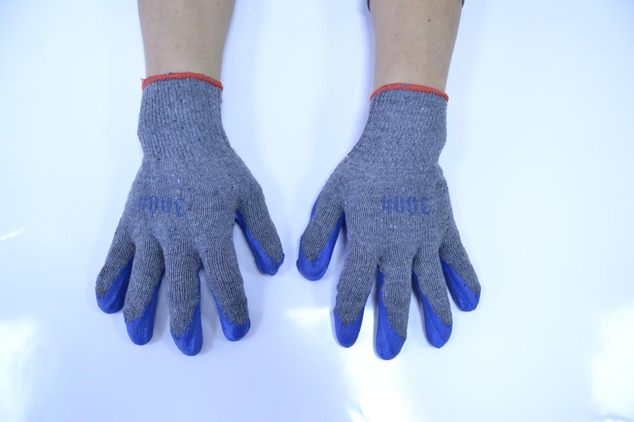 Перчатки рабочие противопорезные