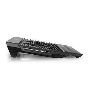 "Охлаждающая подставка Deepcool N8 Ultra Silver 17"", фото 2"