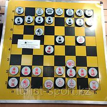 Доски демонстрационные для шахмат Алматы