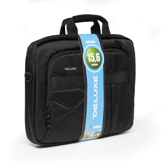 Сумка для ноутбука Deluxe DLNB-605B-N15.6