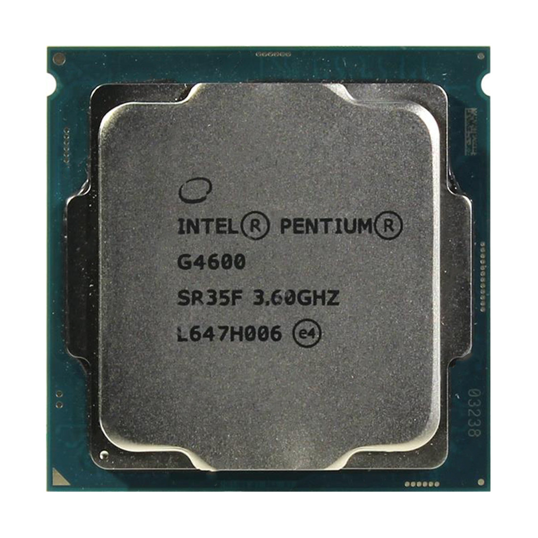 Процессор Intel 1151 G4600