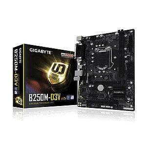 Материнская плата Gigabyte GA-B250M-D3V, фото 2