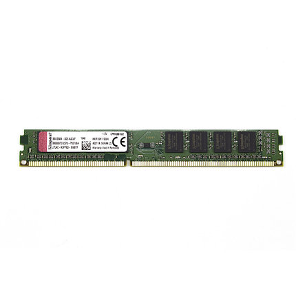 Модуль памяти Kingston KVR16N11S8/4 DDR3 4 GB DIMM  CL11 8 chip, фото 2