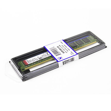 Модуль памяти Kingston KVR16N11/8 CL11 DDR3 8 GB DIMM  16 chip, фото 2