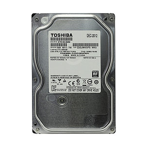 "Жёсткий диск HDD 500Gb Toshiba SATA6Gb/s 7200rpm 32Mb 3,5"" DT01ACA050, фото 2"