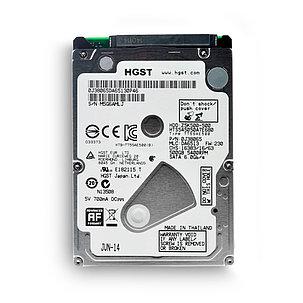 "Жёсткий диск для ноутбука Hitachi (HGST) TRAVELSTAR Z5K500 HDD 500Gb HTS545050A7E680 2,5"", фото 2"