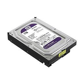 Жёсткий диск для видеонаблюдения Western Digital Purple HDD 1Tb WD10PURZ, фото 2