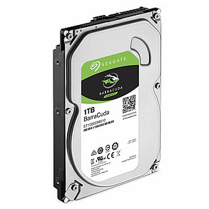 "Жёсткий диск HDD 1Tb Seagate Barracuda SATA6Gb/s 7200rpm 64Mb 3,5"" ST1000DM010, фото 2"