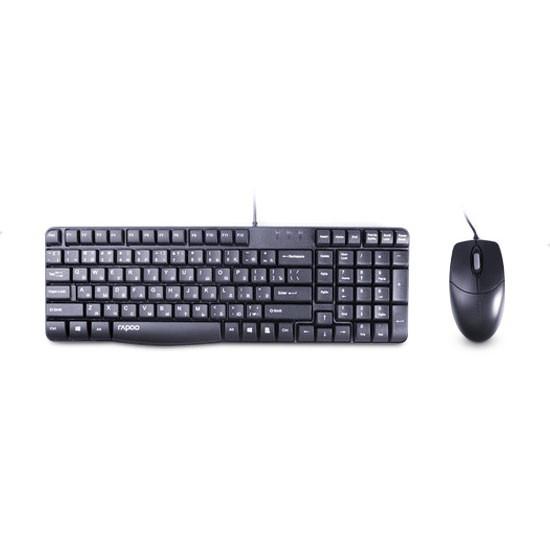 Комплект Клавиатура + Мышь Rapoo N1820