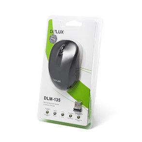 Мышь Delux DLM-135OGB, фото 2