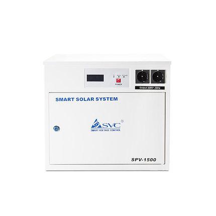 Инвертор для солнечных энергосистем SPV-1500, фото 2