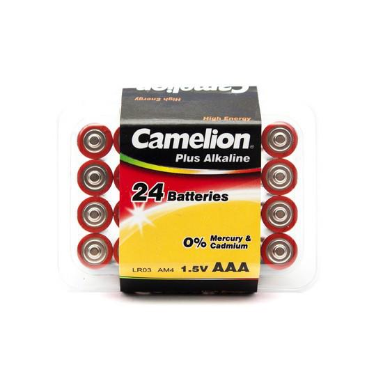 Батарейка CAMELION Plus Alkaline LR03-PB24